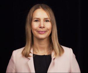 Anna Kindermann, Geschäftsführerin des Kindermann Verlags