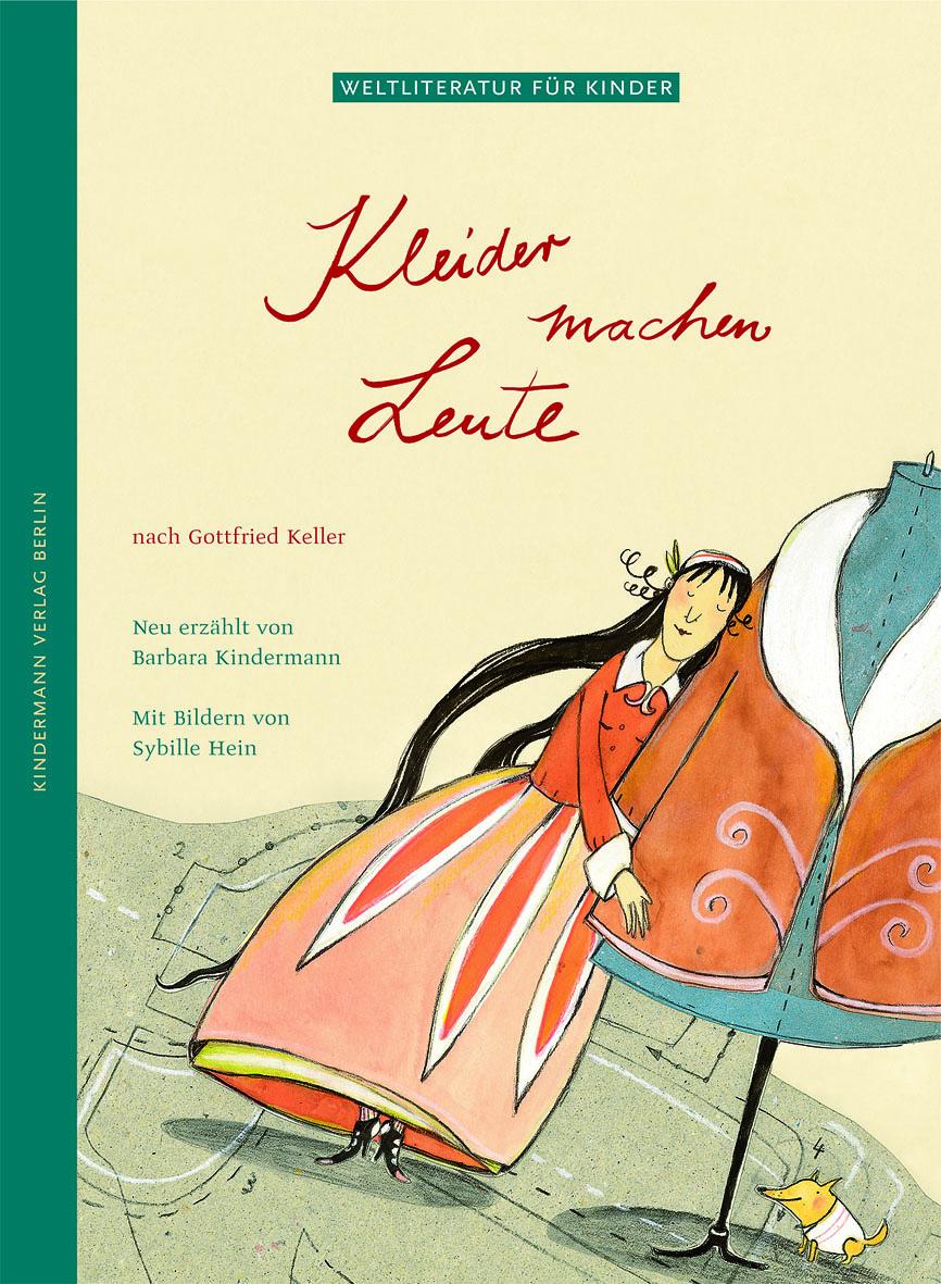 Kleider machen Leute - Keller's Gedichte für Kinder