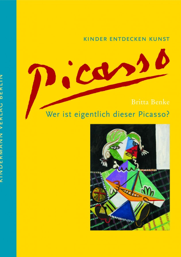 Picasso Kinderbuch