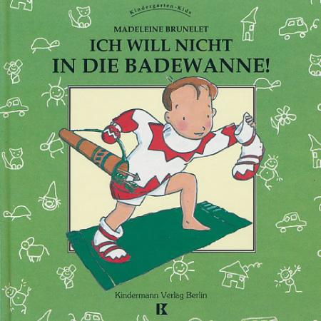 Kindergarten Kids Badewanne