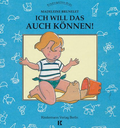Kindergarten Buch für Kids ab 2 Jahre