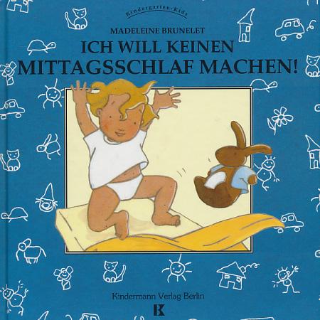 Das perfekte Kindergarten Buch ab 2 Jahre
